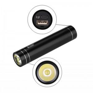 Keymate Powerbank 3000 Ultra LED